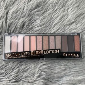 Rimmel Magnif'Eyes Blush Edition Palette NEW